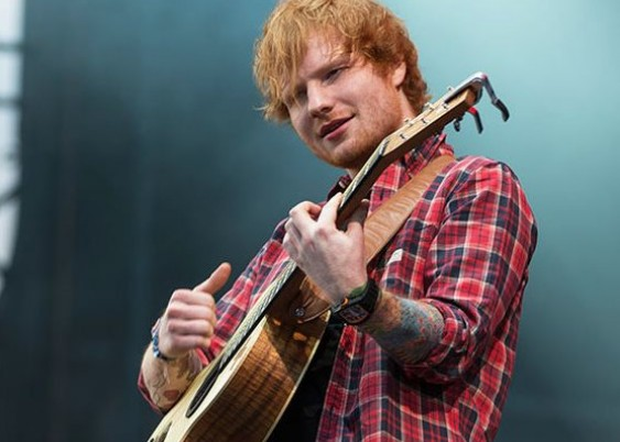 Тур на концерт <br> Ed Sheeran