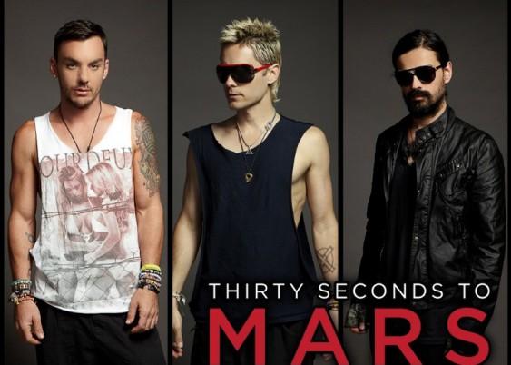 Тур на концерт 30 Seconds To Mars из Минска!